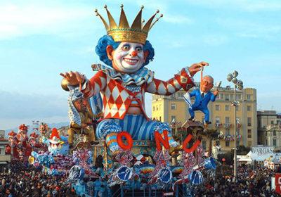 Карнавалы в Италии!